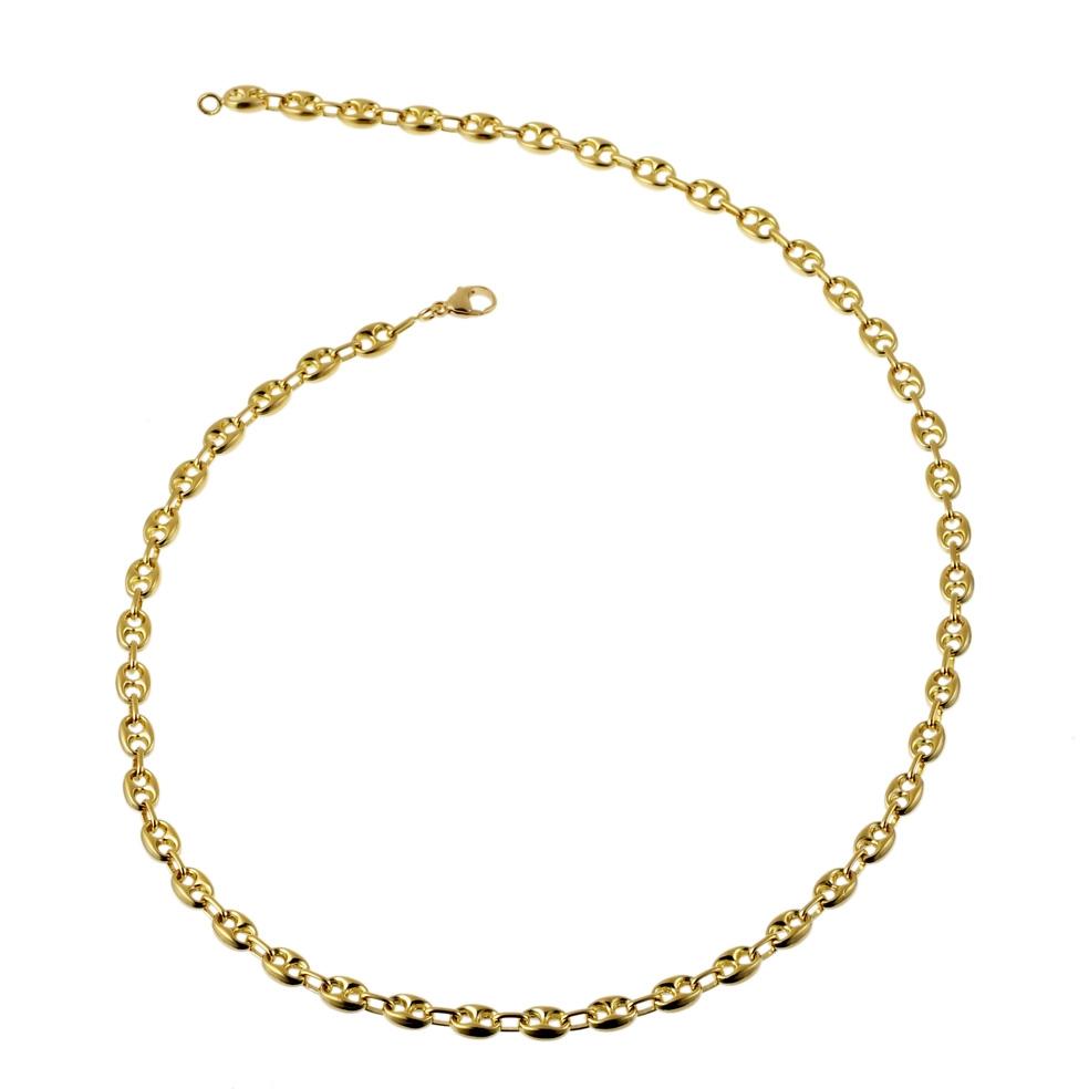 Prix d'un bracelet en or grain de cafe