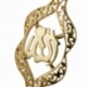 Médaille en or jaune, Coran - B