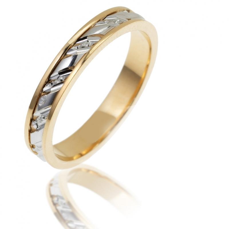 mode de premier ordre qualité fiable charme de coût Achat Alliance Or 2 ors 750/ooo Femme - 3.13 g - Le Manège à ...