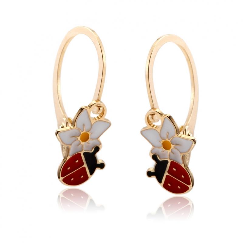 manège à bijoux perçage oreille