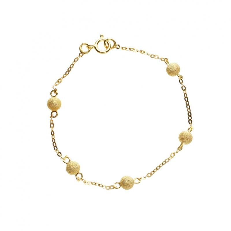 bracelet femme boule