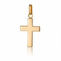 Croix en or jaune