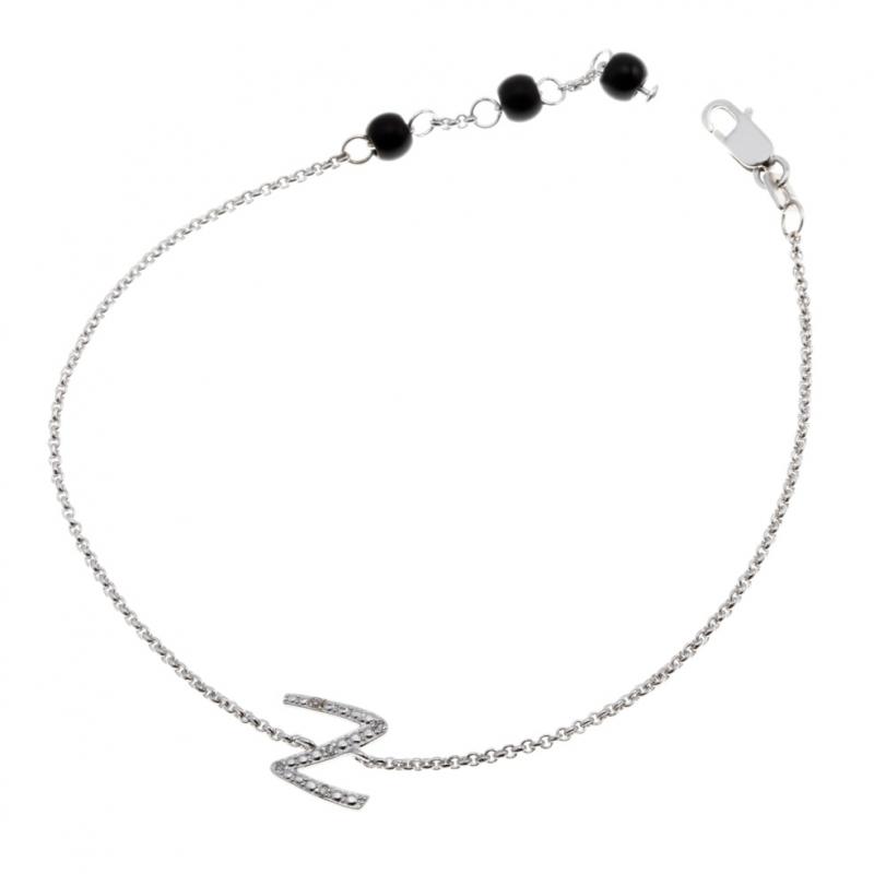 Bracelet avec lettre g