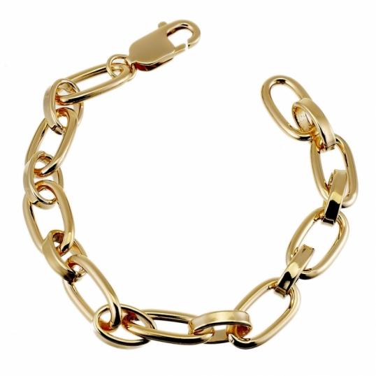 Manege A Bijoux Leclerc Bracelet Plaque Or | IUCN Water