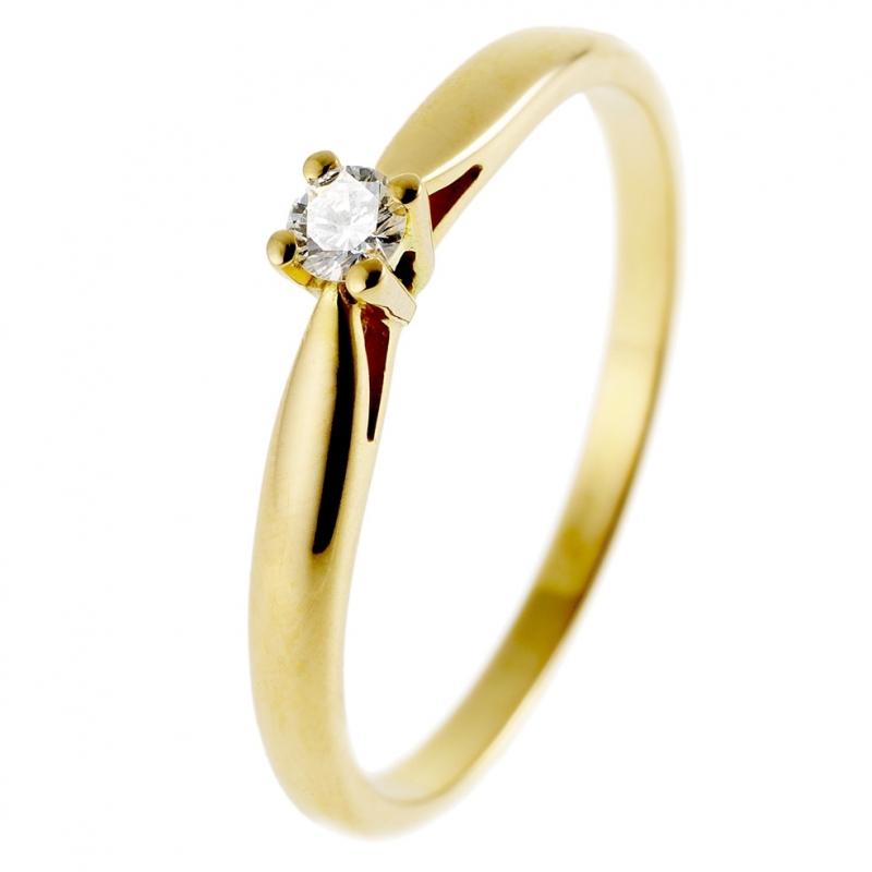 bague solitaire manege a bijoux