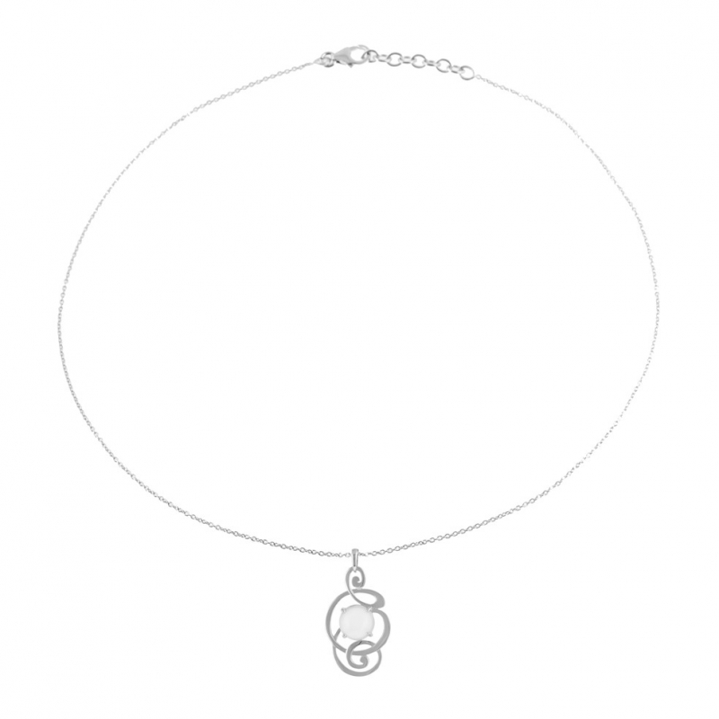 pendentif lune manege a bijoux