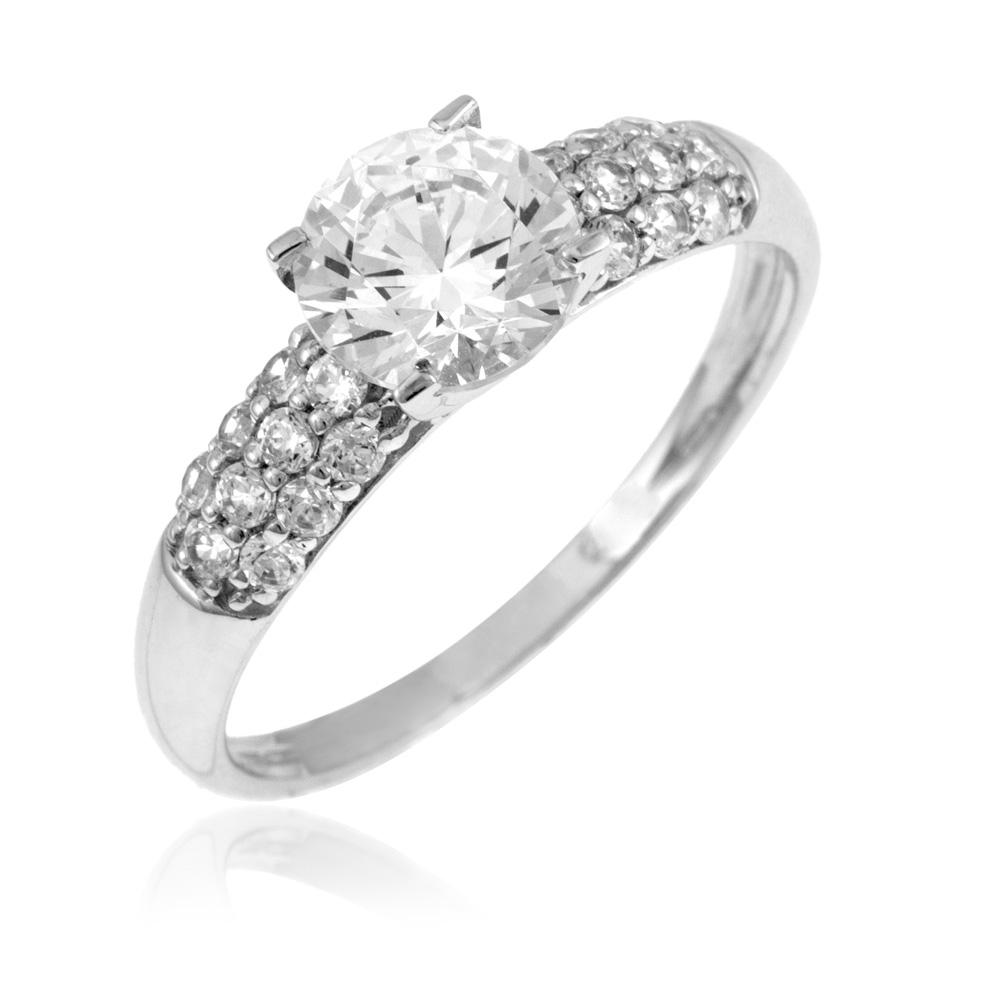 Populaire Achat de Bague femme en diamant, bague argent et or - Le Manège à  GE73