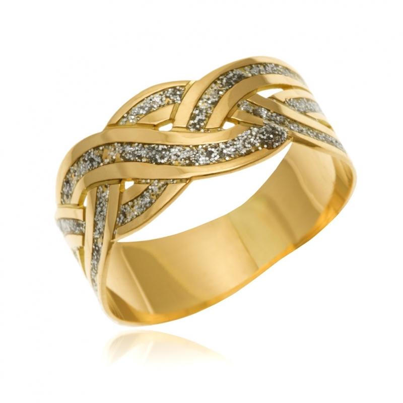 bagues or le manège à bijoux