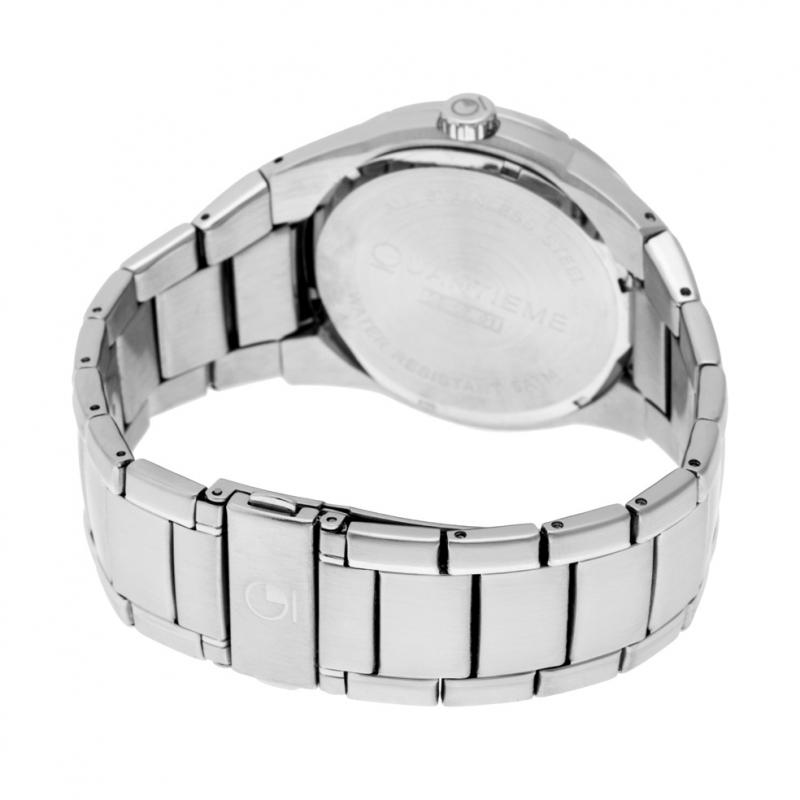 Bracelet Acier 50 Et Achat Étanche Verre MBoîte En Homme Montre rCWoedBx