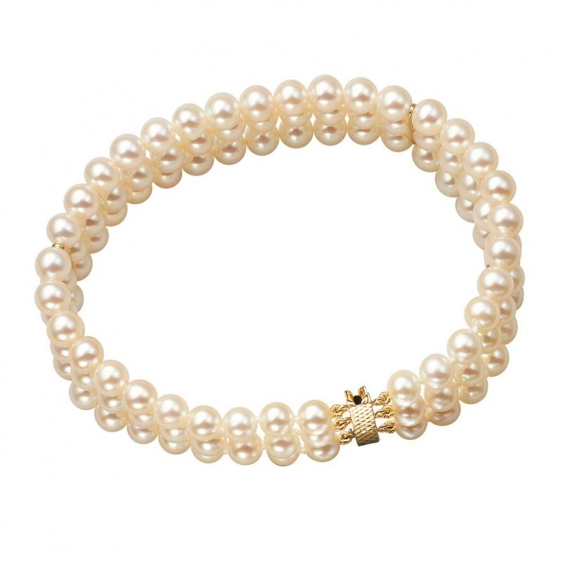 bracelet femme perles de culture