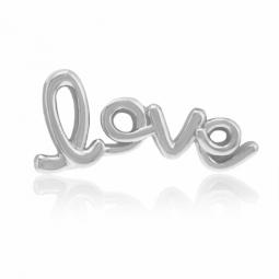 Charm en acier, mot love