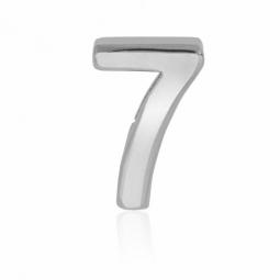 Charm en acier, chiffre 7