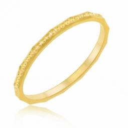 Alliance en or jaune fantaisie, 1.5mm