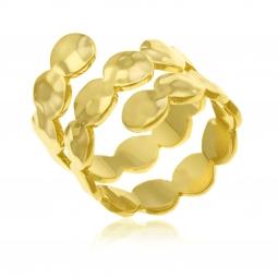 Bague en plaqué or