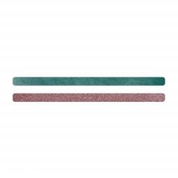 Simili cuir bleu-rose pour bracelet jonc Méli Versa 10mm
