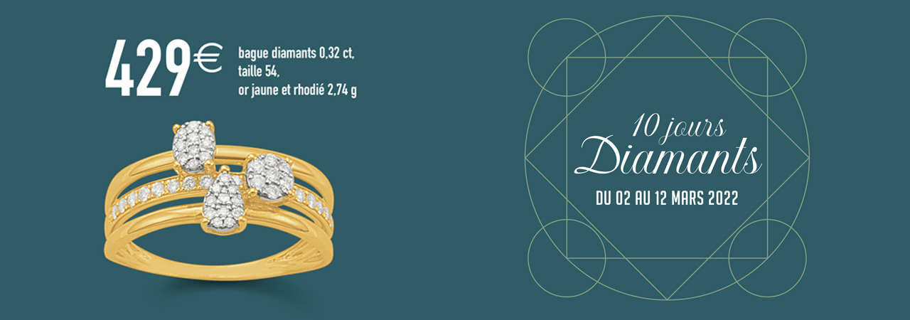 10 jours diamants