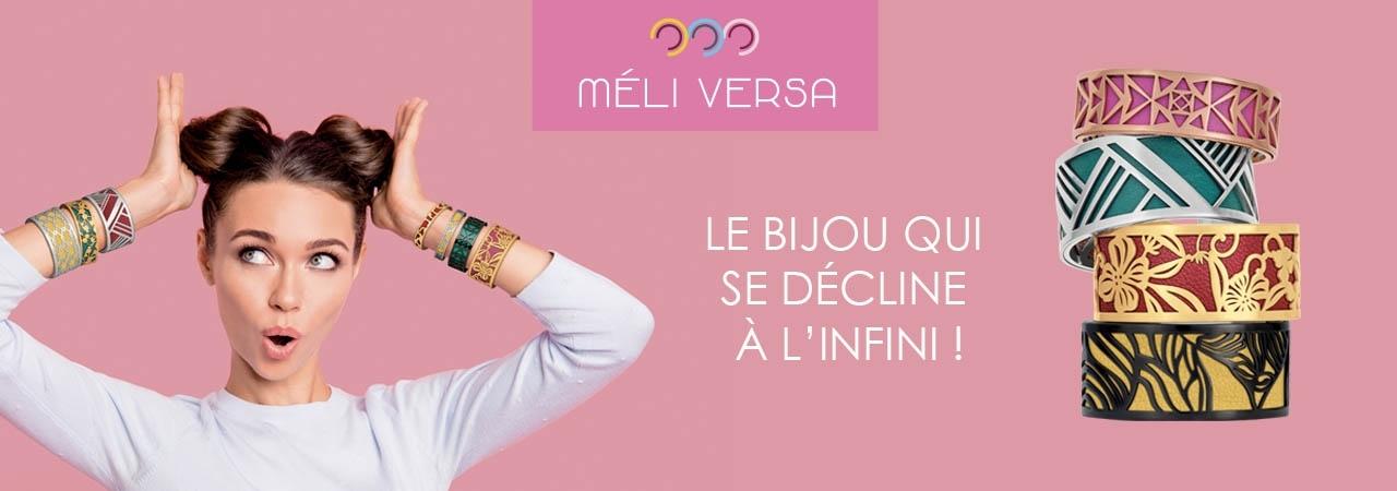 Bijoux Méli Versa